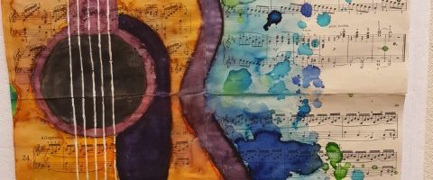 Paleta mladých umelcov