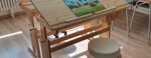 Modernejšie učebne pre našich malých- veľkých umelcov vďaka projektu Renovabis
